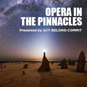 Opera in the Pinnacles