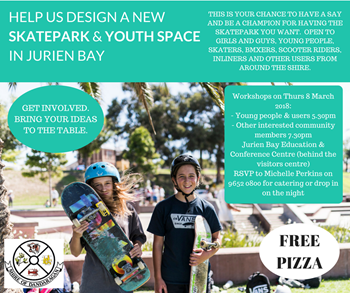 YOUTH SPACE / SKATEPARK WORKSHOP OUTCOMES